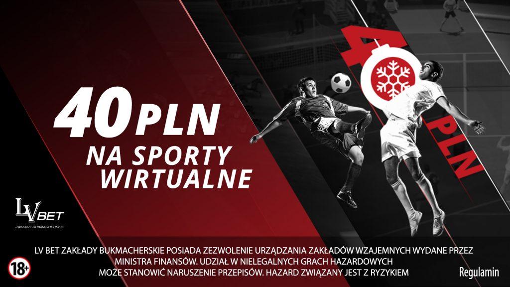 Wirtualne Sporty LvBET z bonusem!
