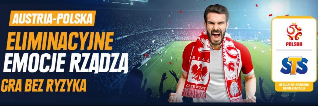 Startują eliminacje EURO 2020 - w STS zakład bez ryzyka!