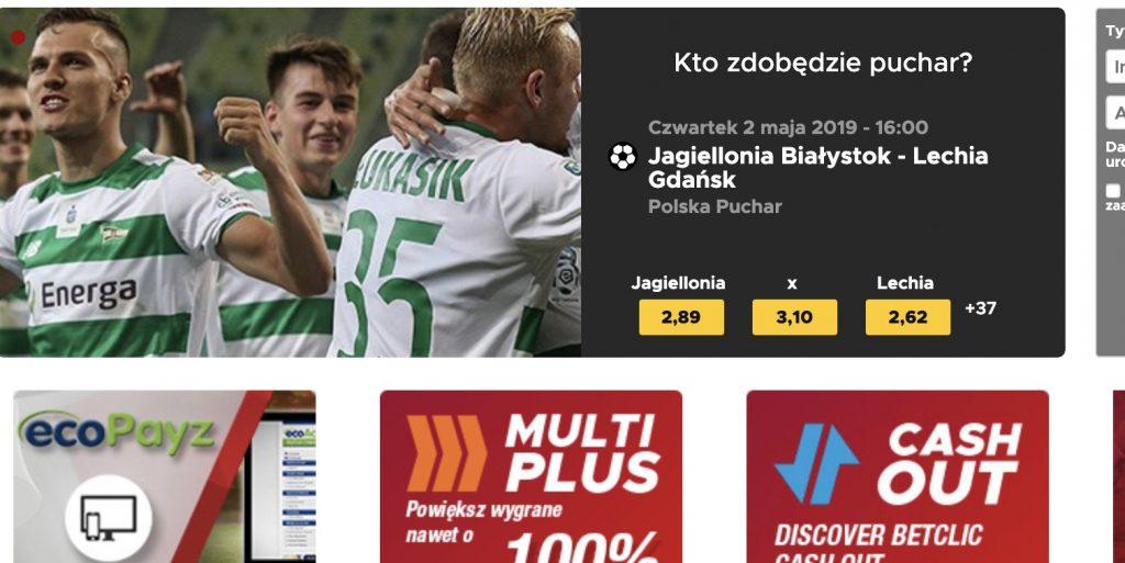 BetClic promo code. Bonus dla Polaków!
