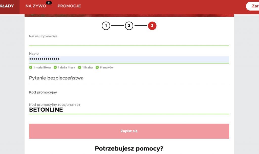 BetClic bonus powitalny - 2000 PLN na start!