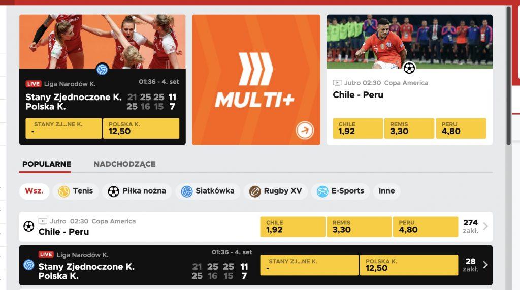 BetClic Wirtualne Sporty. Obstawianie online
