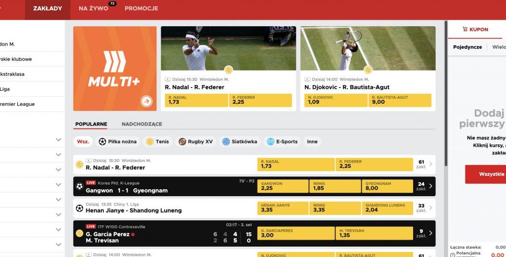 Zwrot dla nowych graczy w portalu BetClic.pl!