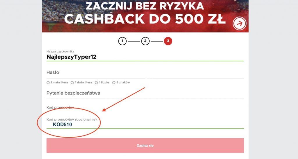 BetClic bonus powitalny - 510 PLN na start!