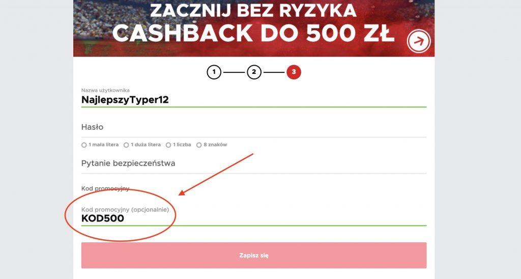 BetClic bonus powitalny - 500 PLN na start!